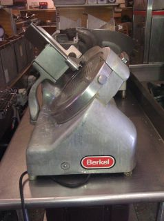 Berkel 808 Deli cheese and Meat Slicer