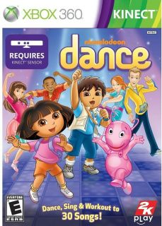 Newly listed Nickelodeon Dance (Xbox 360, 2011)