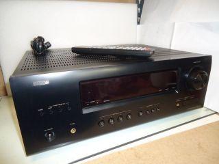 Denon AVR 1312 5.1 Channel 75 Watt A/V Home Theater Receiver
