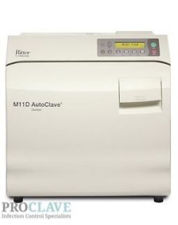 MIDMARK M11D UltraClave Automatic Sterilizer / Autoclave NEW  FAST