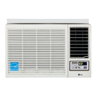 LG LW1810HR 18,000 BTU Heat and Cool Window Air Conditioner with Remo