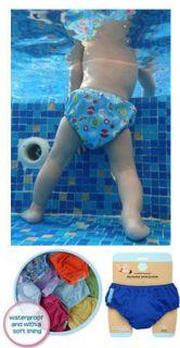 Baby  Diapering  Swim Diapers