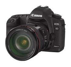 NEW! Canon EOS 5D Mark II & Canon 24 105 Kit USA WARR.