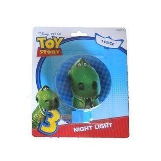 Night Light DISNEY NEW Toy Story 3 Rex Dinosaur Kids Licensed Kids