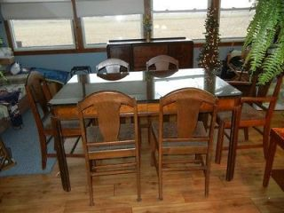 Rockford Furniture Company 1920s Antique Dining Room