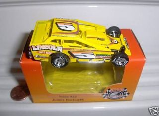 2008 JIMMY HORTON #5 1/64 DIRT MODIFIED RACE CAR NEW IN BOX