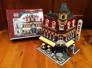 LEGO 10182 ~Cafe Corner~ Hotel City Modular Building ~Discontinued~ w