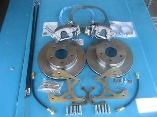 1967 camaro rear disc brake kit chevy drum conversion