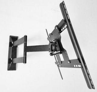ARTICULATING Swivel ARM TILT LCD LED TV Monitor WALL MOUNT 37 42 55