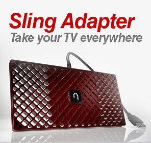 New Dish Network Sling Adaptor For Hopper & 722K HD/DVR Receivers