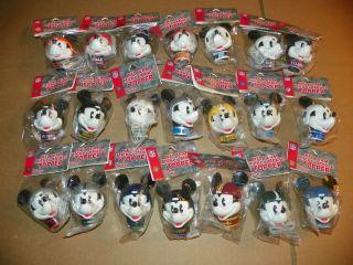 NEW NFL Disney Mickey Mouse Antenna Topper / Mirror Dangler   20 Teams