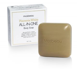 Authentic Mosbeau Placenta White All In One Body Whitening Soap USA