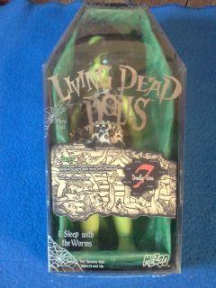 Toyz Living Dead Dolls Series 7 Envy NIB Factory Sealed Coffin RARE
