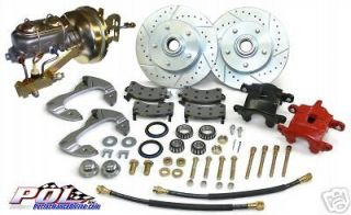 1955 57 CHEVY BELAIR 210 150 DISC BRAKE CONVERSION KIT