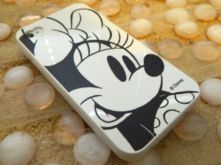 iphone 4 case minnie mouse in Cases, Covers & Skins