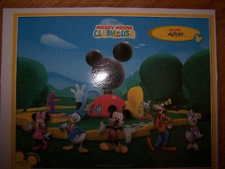 Personalized PlaceMat***ASHLEY***Mickey Mouse Club House****11.5