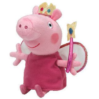TY Beanie Baby   PRINCESS PEPPA the Pig (UK Exclusive   Peppa Pig) (6