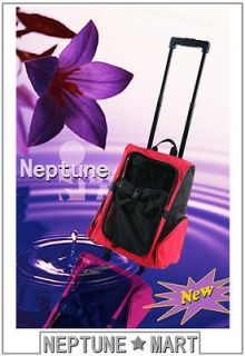 NEPTUNE』Casua​l Canine Backpack Pet Dog Carrier Crate Wheels