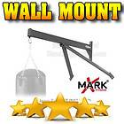 NEW XMark Commercial Rated Heavy Duty Bag Wall Mount Gym Boxing Stand