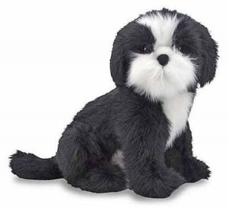 Melissa and Doug # 4863 Shih Tzu Dog Giant Stuffed Animal