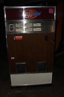 vintage dr pepper machine in Collectibles