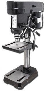 New Table Top 5 Speed Drill Press 1/3hp w/20pc bits