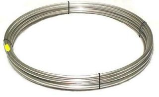 375 dia 18 ga T316 x 100 Coil Stainless Steel Tubing