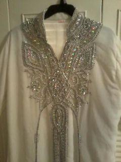embroidery wedding eid DUBAI KAFTANS/abaya/jalabiya/Khaleeji sequin