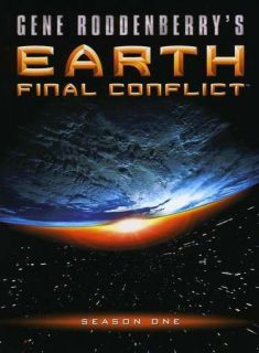 RODDENBERRYS EARTH FINAL CONFLICT   SEASON 1 [5 DISCS] [DVD NEW