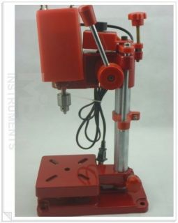 Power Tool Mini Bench Drill Press Machine high speed