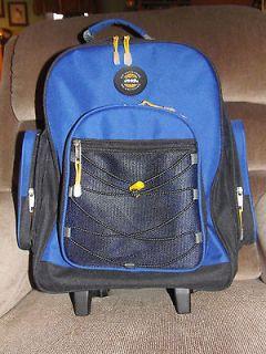wheeled backpacks in Clothing,
