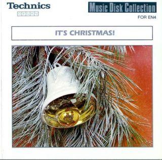 ITS CHRISTMAS Technics EN3 EN4 organ SX EN4