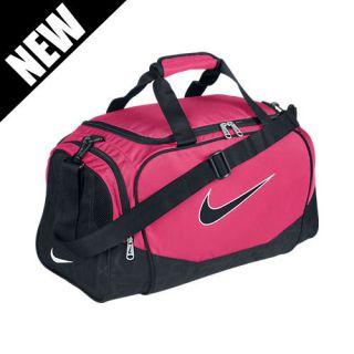 ... Small Duffel Bag  NIKE Brasilia 5 Duffel Holdall Bag Pink (Various  Sizes) ... 2a234fdef4c76