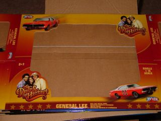 ERTL JOYRIDE DUKES OF HAZZARD 69 CHARGER GENERAL LEE 118 Box Only