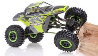 16 Car 2.4Ghz RC MaxStone 4WD Electric Remote Control Rock Crawler