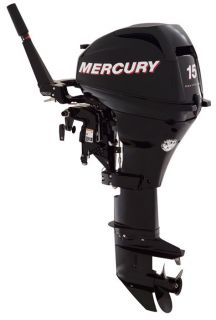 15hp MERCURY 4 STROKE Outboard Motor 15 SHORT SHAFT ELECTRIC START