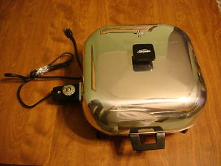 sunbeam electric skillet in Home & Garden