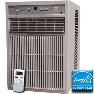 Energy Star Casement Window AC Air Conditioner ~ Room A/C + Fan