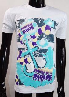 Mayday Parade Derek Sanders Emo Alternative Rock Tee Shirt S,M,L,XL
