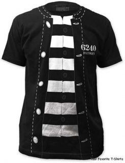 Elvis Presley Jailhouse Rock Big Print Officially Licensed Adult Shirt