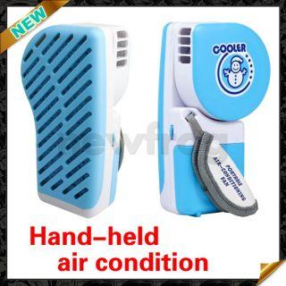 Mini Portable USB Cooling Evaporative Pocket Air Cooler Air