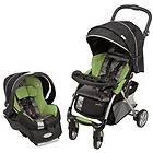 Evenflo Featherlite 400 Aloe Green Travel System Collection Stroller