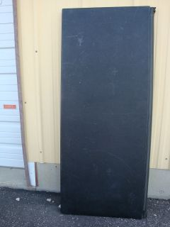 02 03 04 05 06 07 08 09 10 CHEVY AVALANCHE #2 BED PANEL COVER TONNEAU