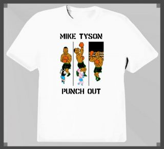 mike tyson t shirts in Mens Clothing