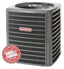 GOODMAN 13 SEER 5 TON AIR CONDITIONER A/C SYSTEM GSX130601