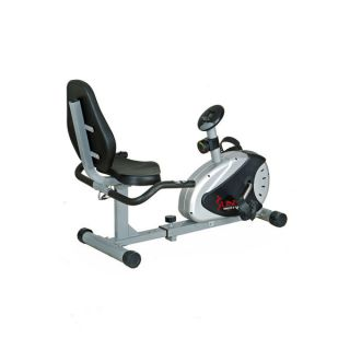 Sunny Stationary Recumbent Bike Exercise Indoor Fitness Trainer Home