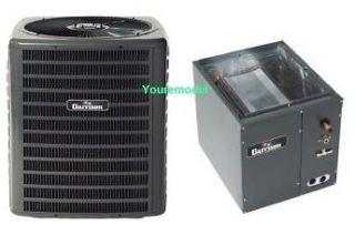 GX (GOODMAN) 13 SEER 1.5 TON AC CENTRAL AIR CONDITIONER & COIL R410A