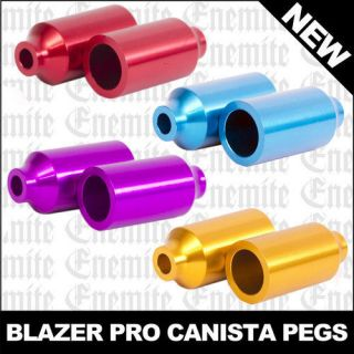BLAZER PRO CANISTA Scooter Stunt Pegs