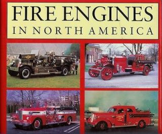 fire book fire engines in north america sheila buff large coffee table