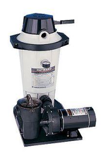 Hayward Perflex EC40 Above Ground Pool DE Filter System